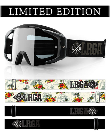 Loose Riders Limited Edition Goggle  - C/S ULUWATU