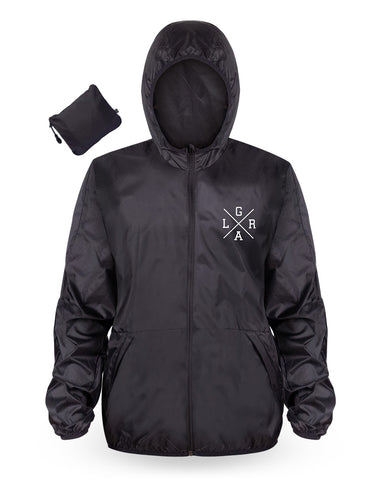Loose Riders Windbreaker Ladies - Black