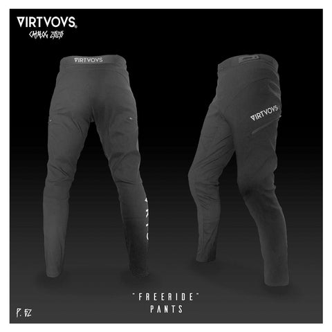 Virtuous Unisex Pants - Freeride Pants