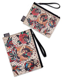 Liquor Brand Pouch & Coin purse - LADY FLASH