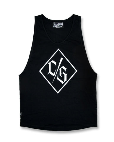 Liquor Brand Tank Top Men - C/S