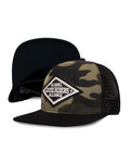 Loose Riders Trucker Cap - Diamond Camo 2
