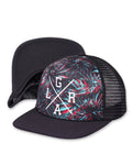 Loose Riders Trucker Cap - Haze