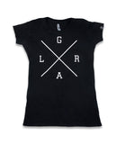 Loose Riders Ladies T-Shirt - LRXGA