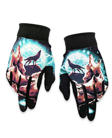 Loose Riders Gloves - Wolfpack