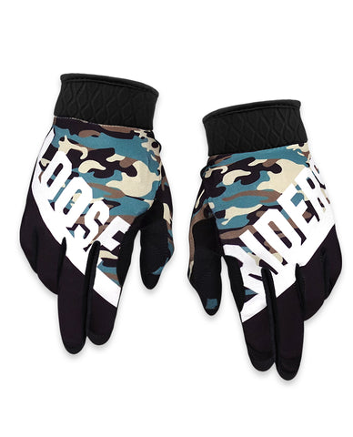 Loose Riders Gloves - Camo