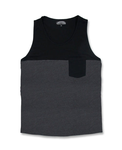 Loose Riders Tank Top Men - Heather
