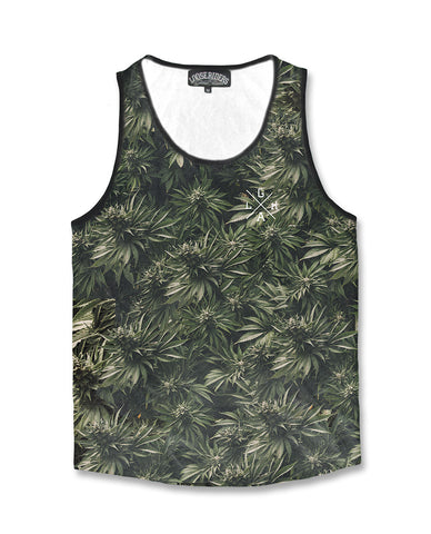 Loose Riders Tank Top Men - Haze