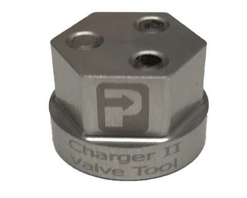 PUSH RS Valve Tool for RS Charger 2 Cartridge