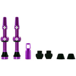 Muc-Off Tubeless Ventil-Set 44 mm - Violett