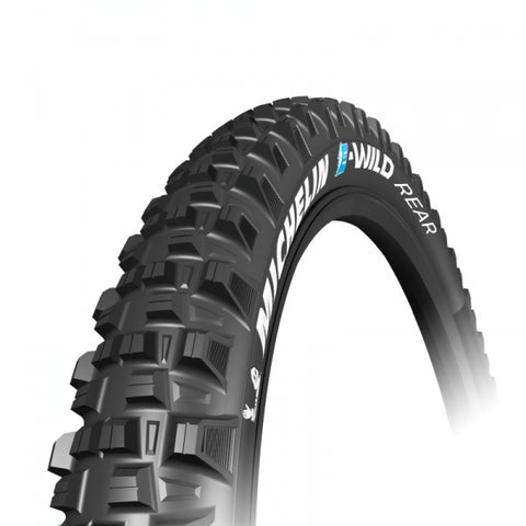 Michelin E-Wild Enduro - Competition Line (Rear)