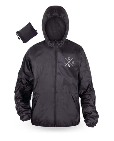 Loose Riders Windbreaker Men - Black