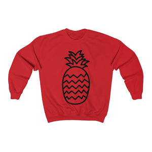 Hello Adelaide Pineapple Unisex Heavy Blend™ Crewneck Sweatshirt