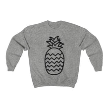 Load image into Gallery viewer, Hello Adelaide Pineapple Unisex Heavy Blend™ Crewneck Sweatshirt