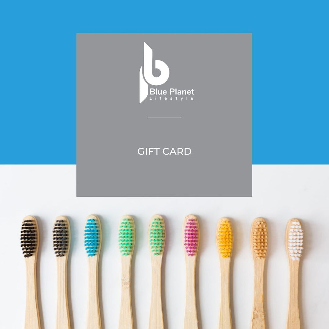 Blue Planet Lifestyle Gift Card