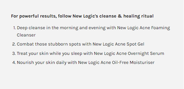 Acne Overnight Serum