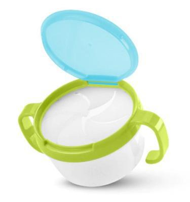 Spill-Proof Snack Cup