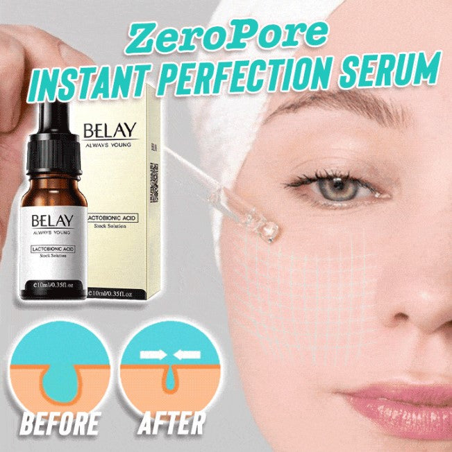 Zero Pore Perfection Serum