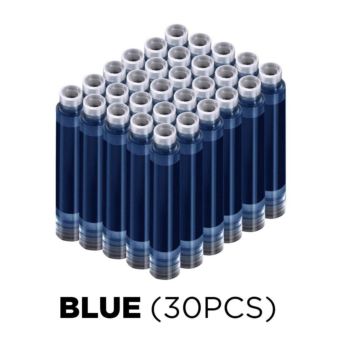 Blue Ink Cartridges (30 PCS)