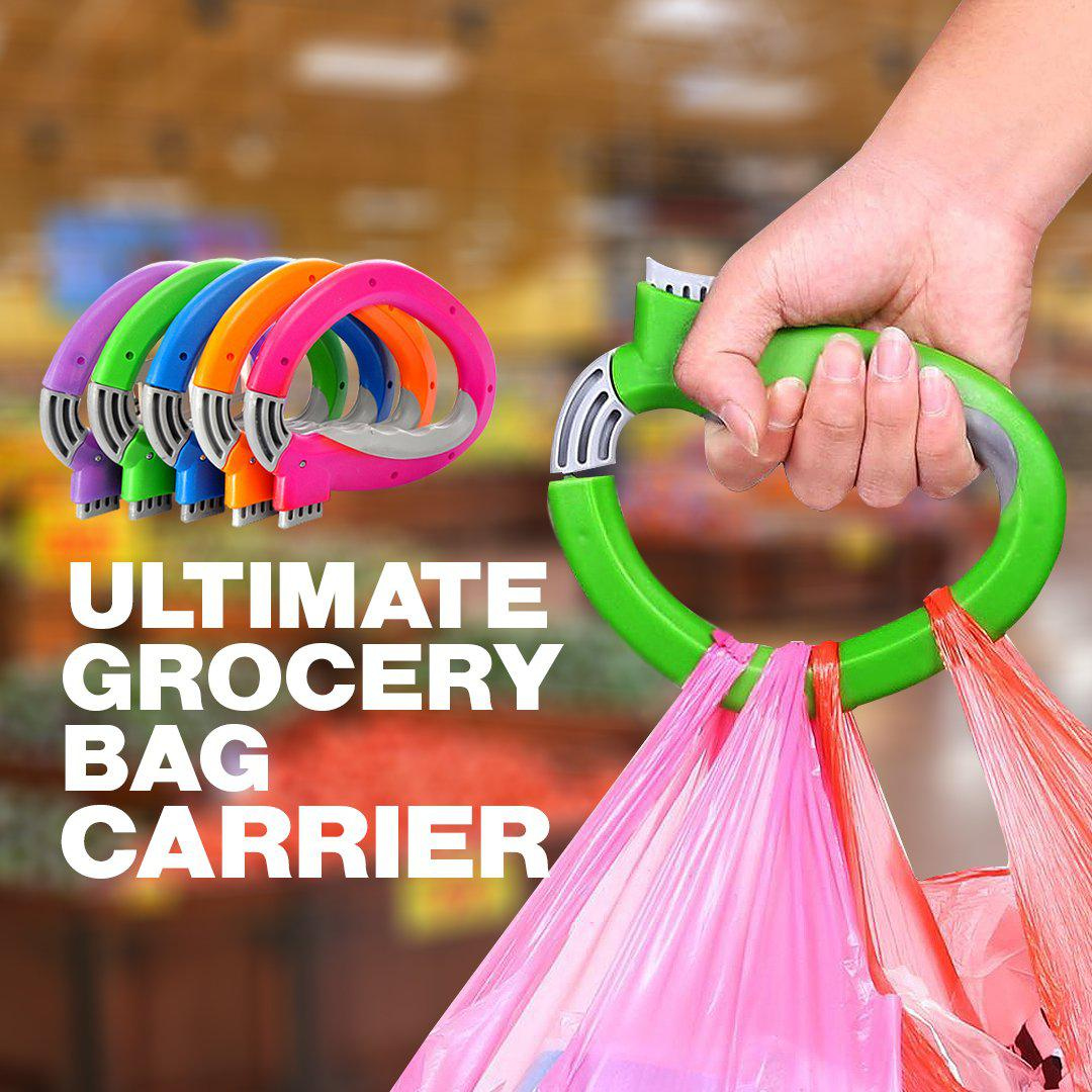 Ultimate Grocery Bag Carrier (2 PCS)