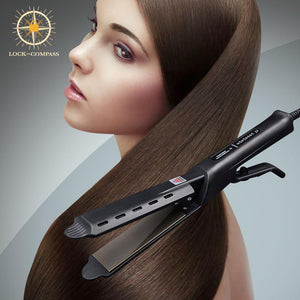 Ceramic Tourmaline Ionic Straightening Iron