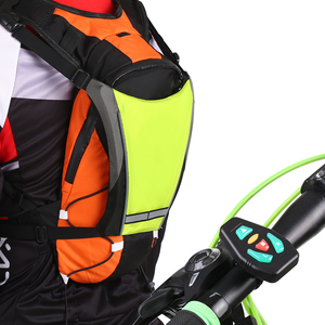 Cycling Smart Indicator Vest