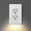Outlet Lighted Wall Plate
