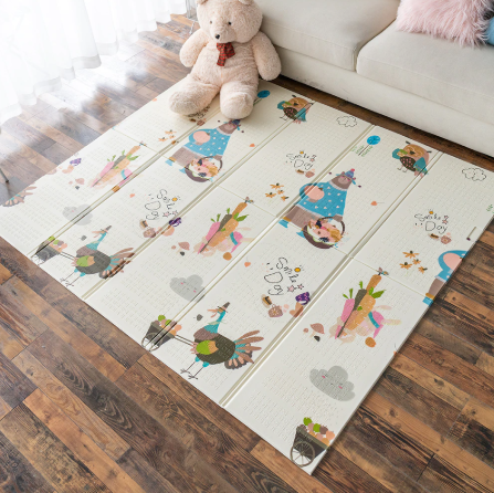 Foldable Baby Floor Mat