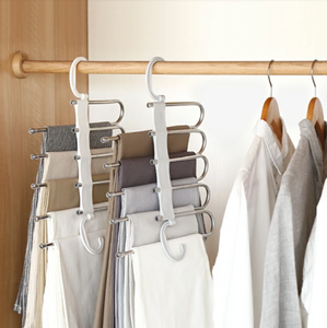 Multi-Functional Clothes Rack