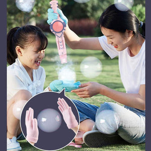 Cute Automatic Bubble Wand