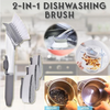 2 in 1 Dishwashing Brush
