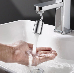 720 Degree Splash Filter Faucet Head