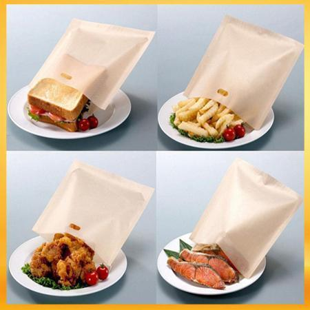 Reusable Toaster Bags (6 PCS)