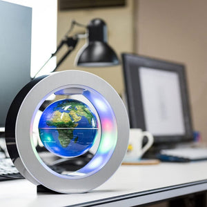 Anti-Gravity LED Globe Lamp