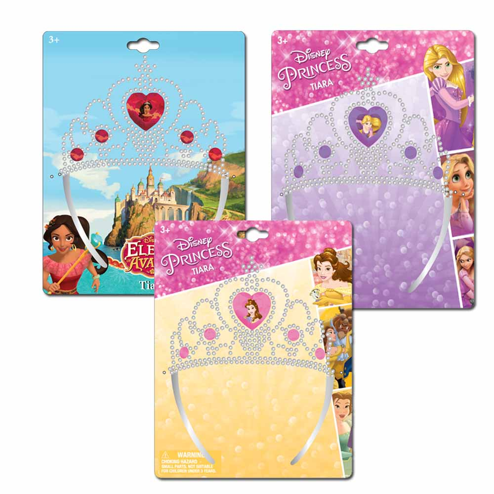 90949b-NJ - Disney Princess 1pc tiara (Available now)