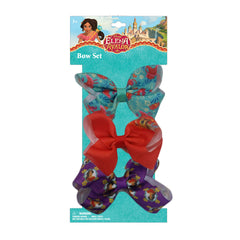 el073-LA - Elena of Avalor 3 on a card bows(Available Now)