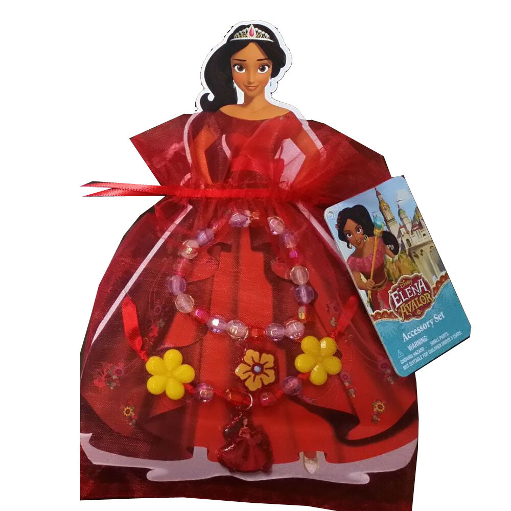 el076-LA - Elena of Avalor jewelry set (Available Now)