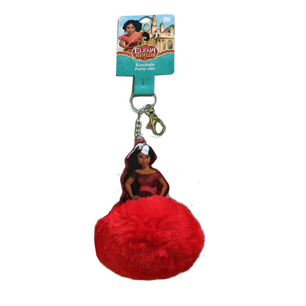 el096-NJ -Elena of Avalor keychain (Available Now)