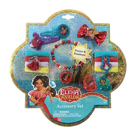 el124-NJ - Elena of Avalor accessory set (Available Now)
