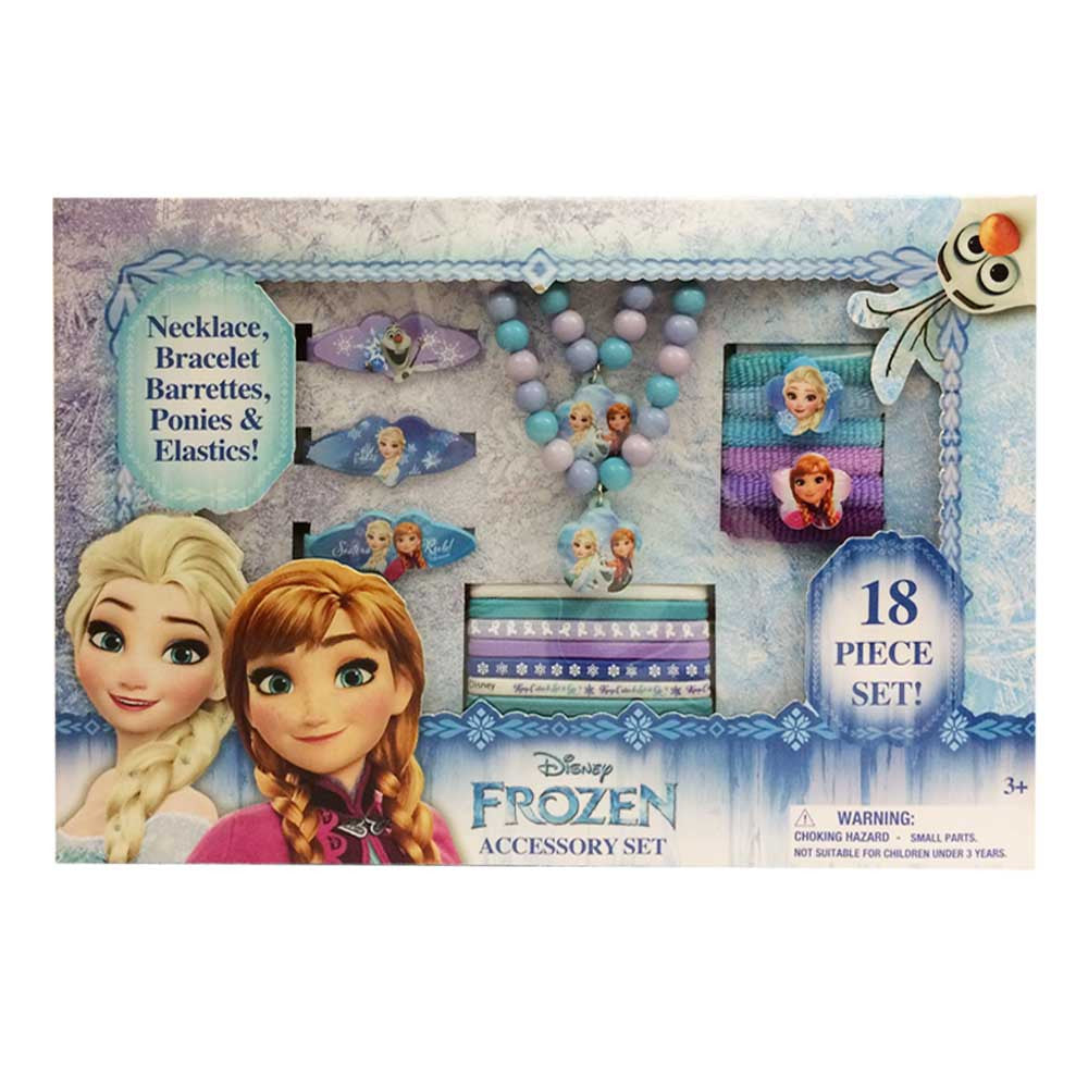 fz1319-NJ - Disney Frozen accessory box set (Available Now) , Licensed - INV, Madly Deeply Co. - 1