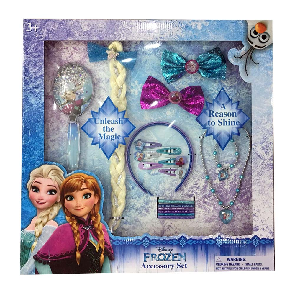 fz1860-LA - Frozen accessory box set  (Available Now)