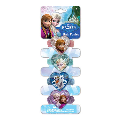fz565-NJ - Disney Frozen 4pc lurex terries (Available Now) , Licensed - INV, Madly Deeply Co.