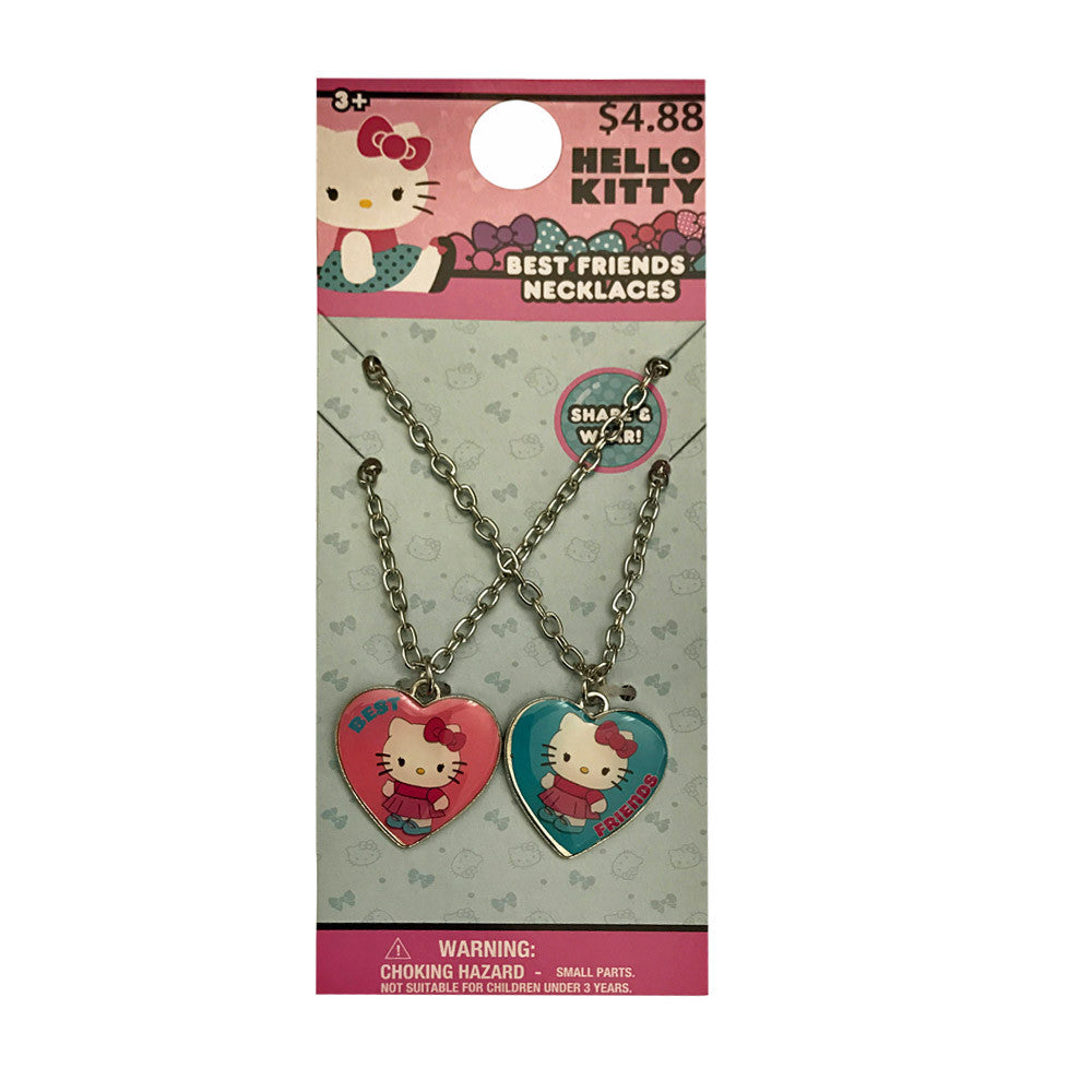 hk1829-LA  - Hello Kitty best friends necklace  (Available Now)