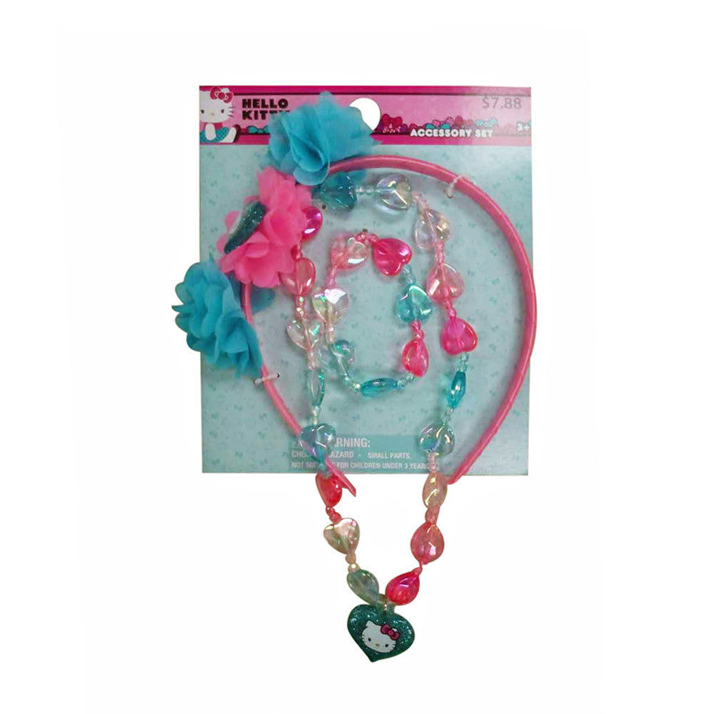 hk1840-LA - Hello Kitty accessory set (Available Now)