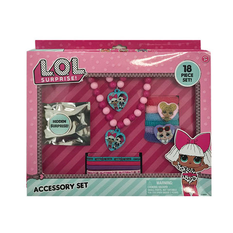 lol214-LA - LOL Surprise 18pc accessory set (Nov. 2018 Pre-order )