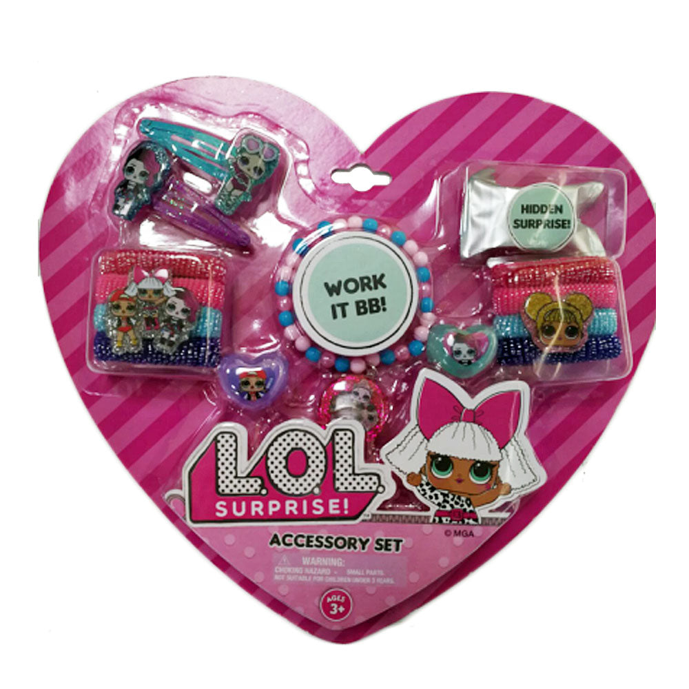 lol209-LA -LOL Surprise accessory blister set  (Available Now)