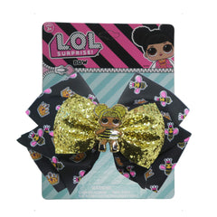 lol305-LA - Lol Surprise sequin bow  (June 2019 Pre-order)