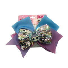 lol351-LA - Lol Surprise sequin bow  (June 2019 Pre-order)