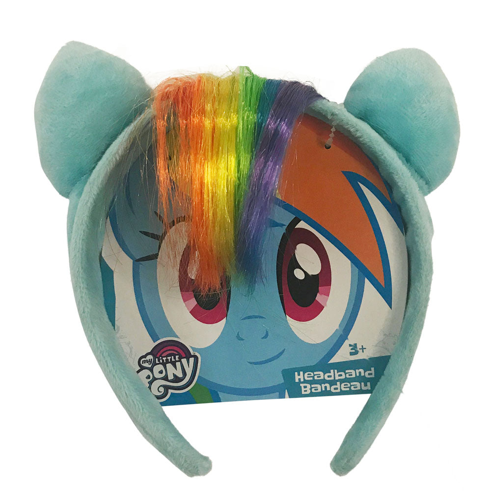 ml1173b-LA - My Little Pony headband (Available Now)