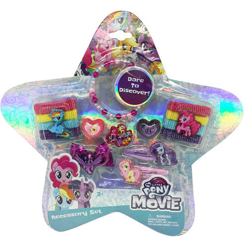 ml1226-NJ - My Little Pony HAIR and jewelry ACCESSORY set (Available Now)